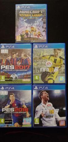 Jogos Originais PS4