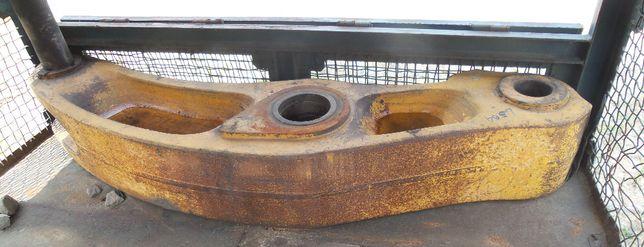 Łącznik łyżki kiwak Liebherr L564. ładowarka kość L551