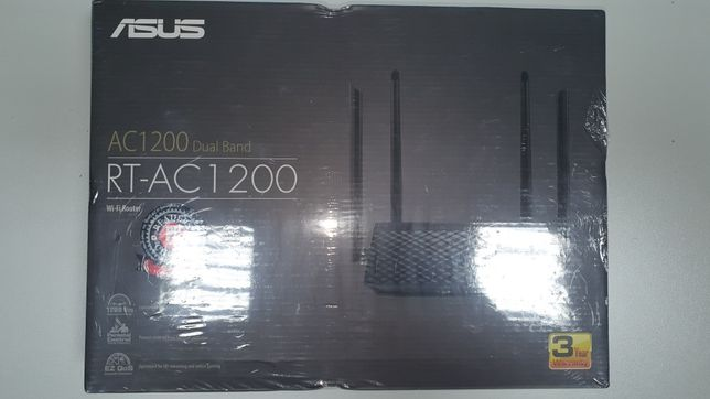 ASUS RT-AC1200 V2 (1200Mb/s a/b/g/n/ac)