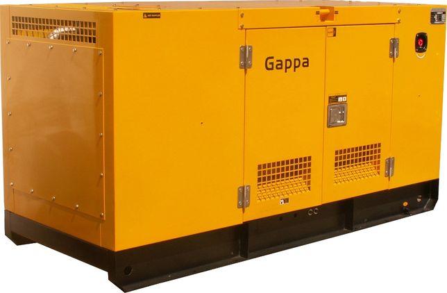 AGREGAT prądotwórczy 200 kW = 250 kVA, Awaryjnie! ATS/SZR, AVR, GAPPA