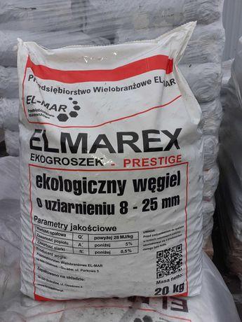 Ekogroszek eko-groszek opał ELMAREX PRESTIGE 28 MJ Bieżuń Żuromin