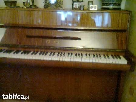 Pianino Calisia mało używane stan idealny.