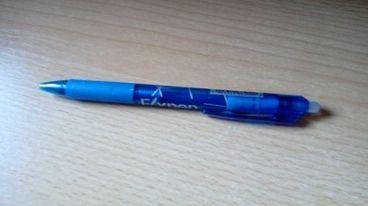 Fixpen długopis z gumką