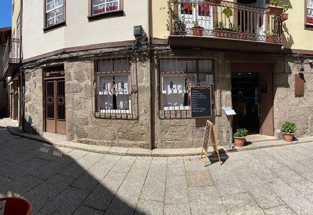Trespasse Restaurante Centro Histórico de Guimarães