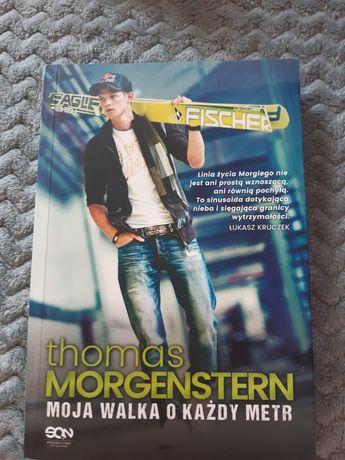 Thomas Morgenstern-moja walka o każdy metr