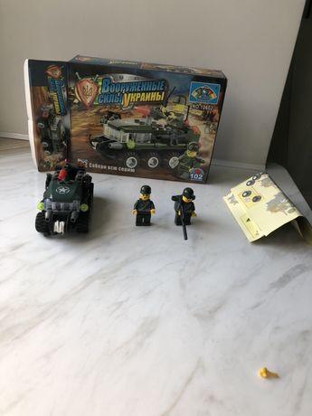 Конструктор (танк)