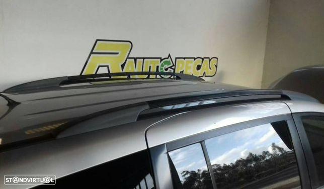 Barras De Tejadilho Mazda 5 (Cr19)