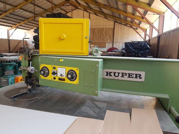 Ребросклеюючий верстат для шпону FW 1150 Kuper