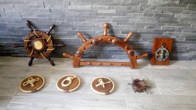peças decorativas alusivas ao mar/marinheiro