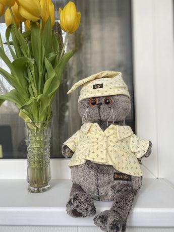 Плюшевая игрушка-кот Басик (Basik&Co)