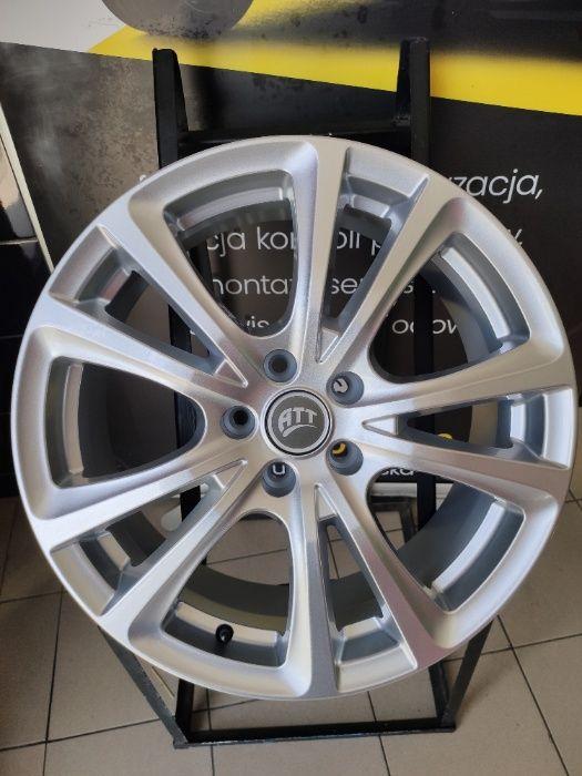 Felgi Aluminiowe ATT815 18'' NOWE!!! 5x108 Citroen, Kia, Peugot, Volvo Kozy - image 1