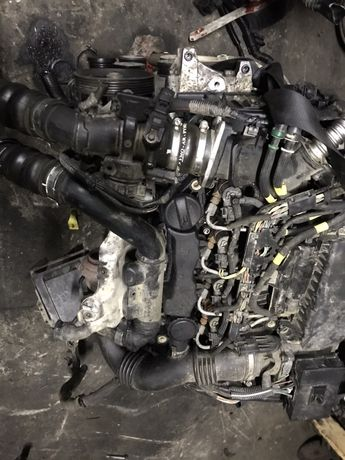 Двигатель Citroen Pegeot 1:6HDI