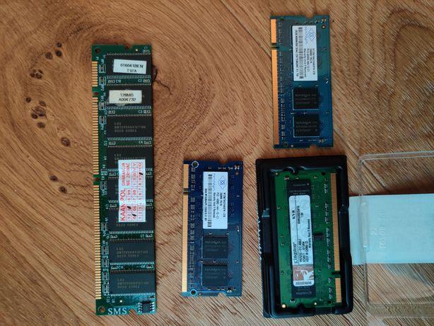 Pamięć RAM, mix zestaw
