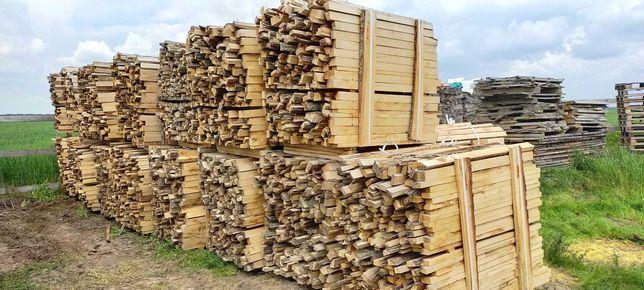 Promocja Drewno opałowe dab debowe.