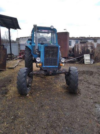 Трактор МТЗ 82/МТЗ-82, 1985 г (без вложений)