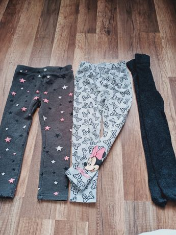 Spodnie i rajstopy 98/104