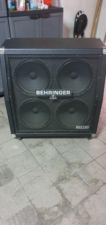 Coluna Guitarra Behringer 4x12 400 watts