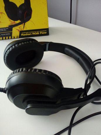Słuchawki TRACER Gamezone Radian RGB