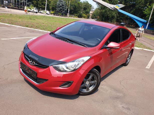 Hyundai Elantra 2014 Официал
