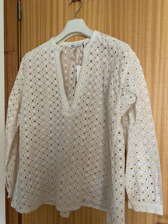 Blusa Zara Nova com etiqueta (Tam.S)