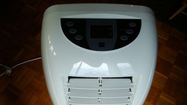 Klimatyzator przenośny Columbia Vac moc 2,6 kW