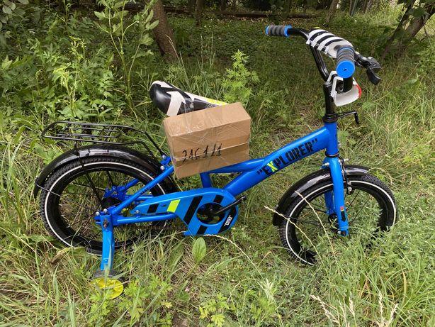Велосипед для хлопця. На 5-7 років. Колеса «16»