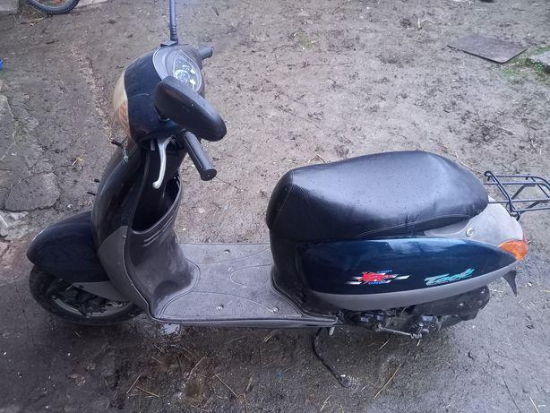 Продам скутер хонда аф51
