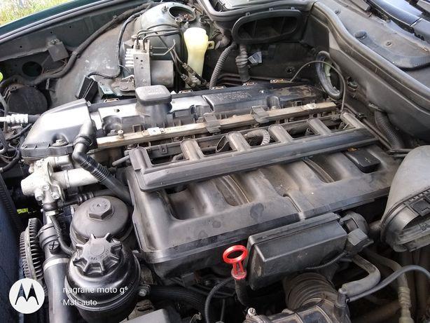 Silnik BMW m54b22 170KM 520i lift 320i 2,2 cm2 w aucie