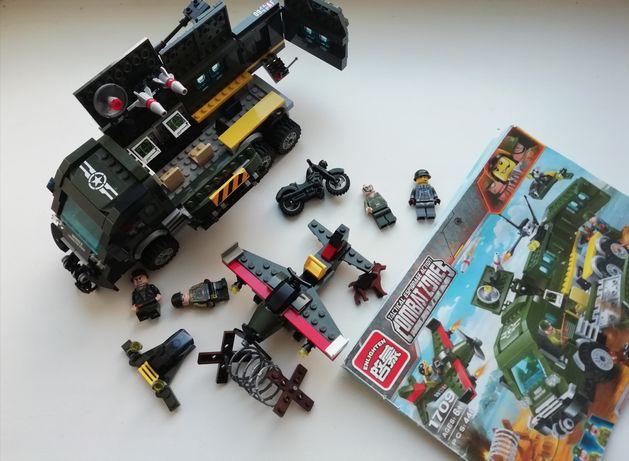 Лего  военная техника