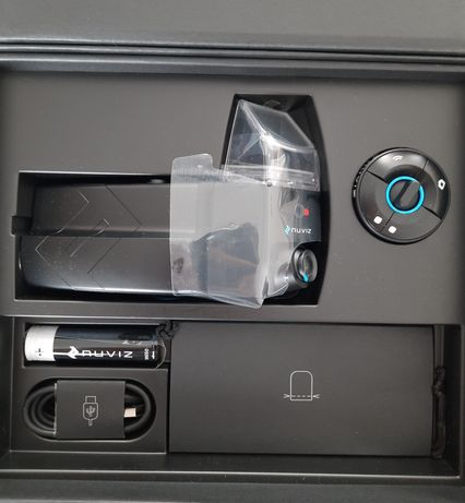 System Schuberth Nuviz kamera