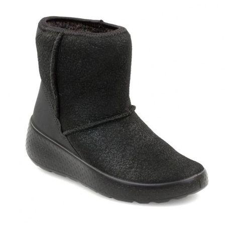 Ecco ukiuk kids сапоги ботинки 27 как ugg emu новые натуральные теплые