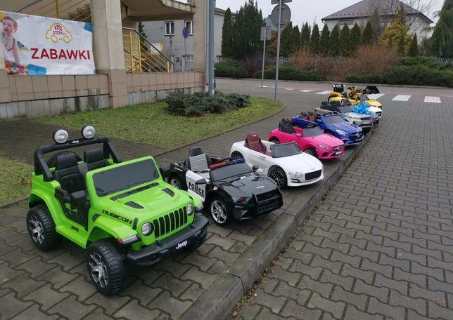 Nowe autka traktorki motorki na akumulator dla dzieci