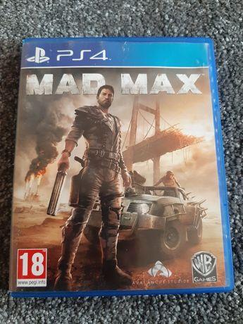 Gra Mad Max na ps4