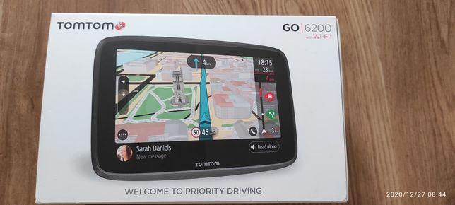 TomTom GO6200 Wi-Fi