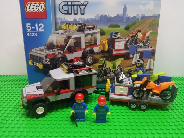 Lego city оригинал Лего Сити 4433