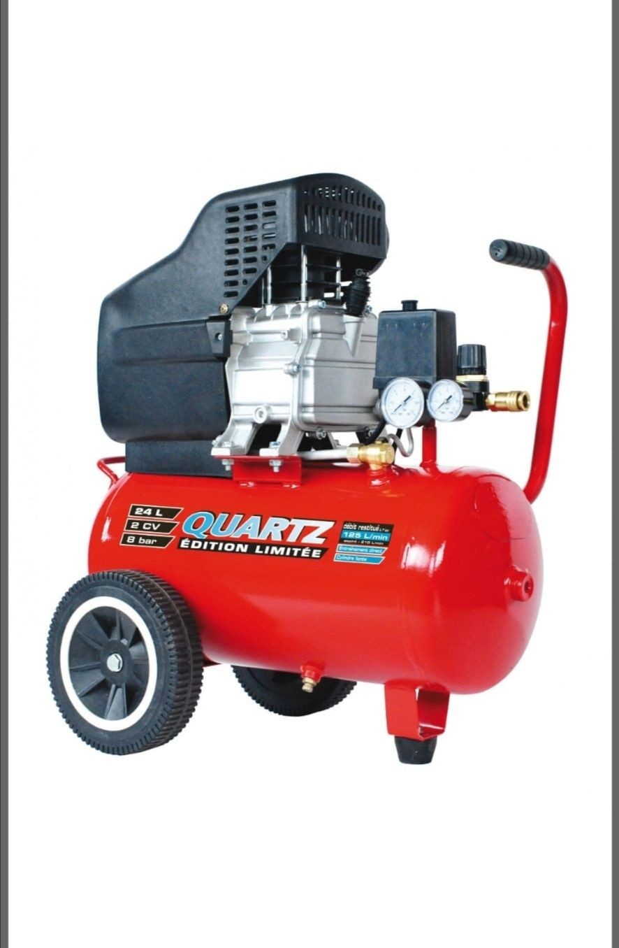 Compressor 24Litros
