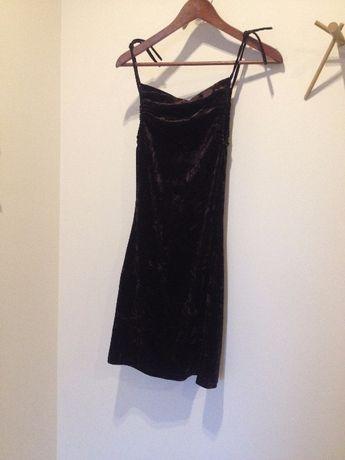 Aksamitna sukienka Orsay XS / S - OKAZJA