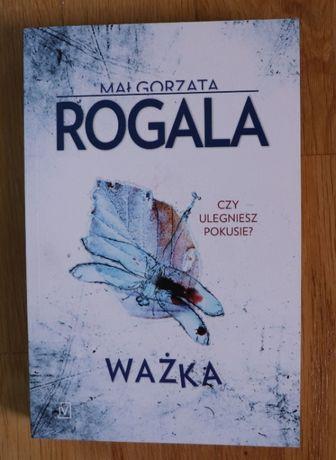 Małgorzata Rogala - Ważka - kryminał polski