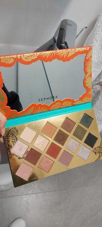 Palete de 16 sombras, Sephora, Wild eyes