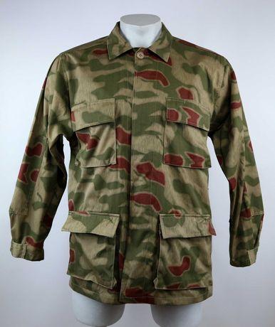 Mil-Tec kurtka wojskowa outdoorowa BDU BGS CAMO roz. S