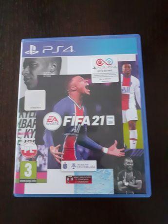 Fifa 21 na PS4 i PS5