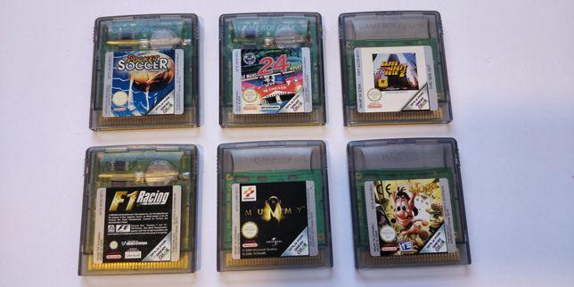 Conjunto Game Boy color