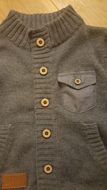 Sweter Coccodrillo r. 86 blezer