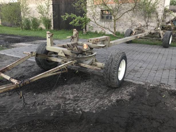 wózek transportowy do hedera