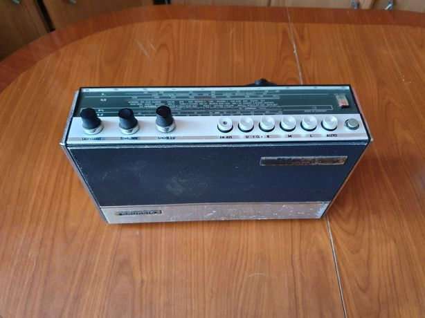 Radio Grundig elite boy vintage 1967r