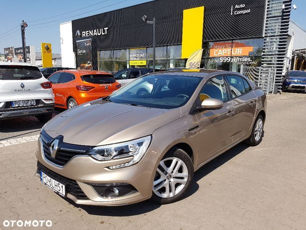 Renault Megane GrandCoupe LIFE TCe 115