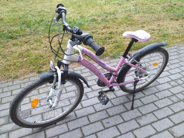 Rower Romet ,,Basia,, 24 cale dziewczęcy