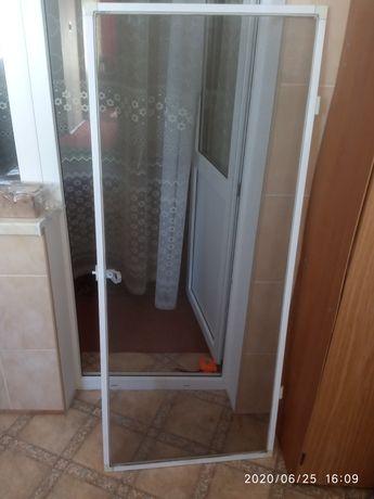 Москитная сетка 585*1400мм на окно наружная