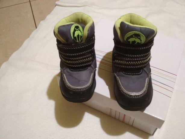Buty zimowe dziecięce (chłopięce)