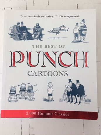 The bedt of Punch cartoons ang 610 str